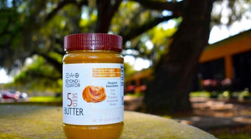 Locally-Developed Peanut Butter Alternative Wins National Award