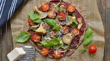 Chia Buckwheat Pizza