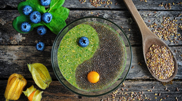 3 Quick Chia Recipes