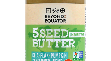 5 Seed Butter One of 101 Best Camping Gifts