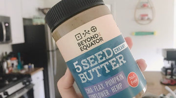 5 Seed Butter - Award Winning Seed Butter