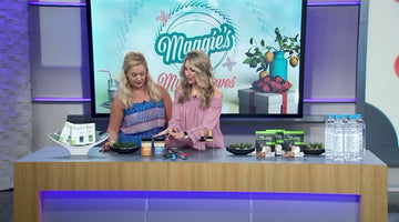 5 Seed Butter Featured on Maggie's Must Haves