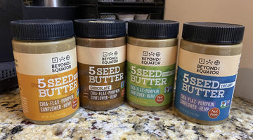 5 Seed Butter Review by Mysterious Ramblings