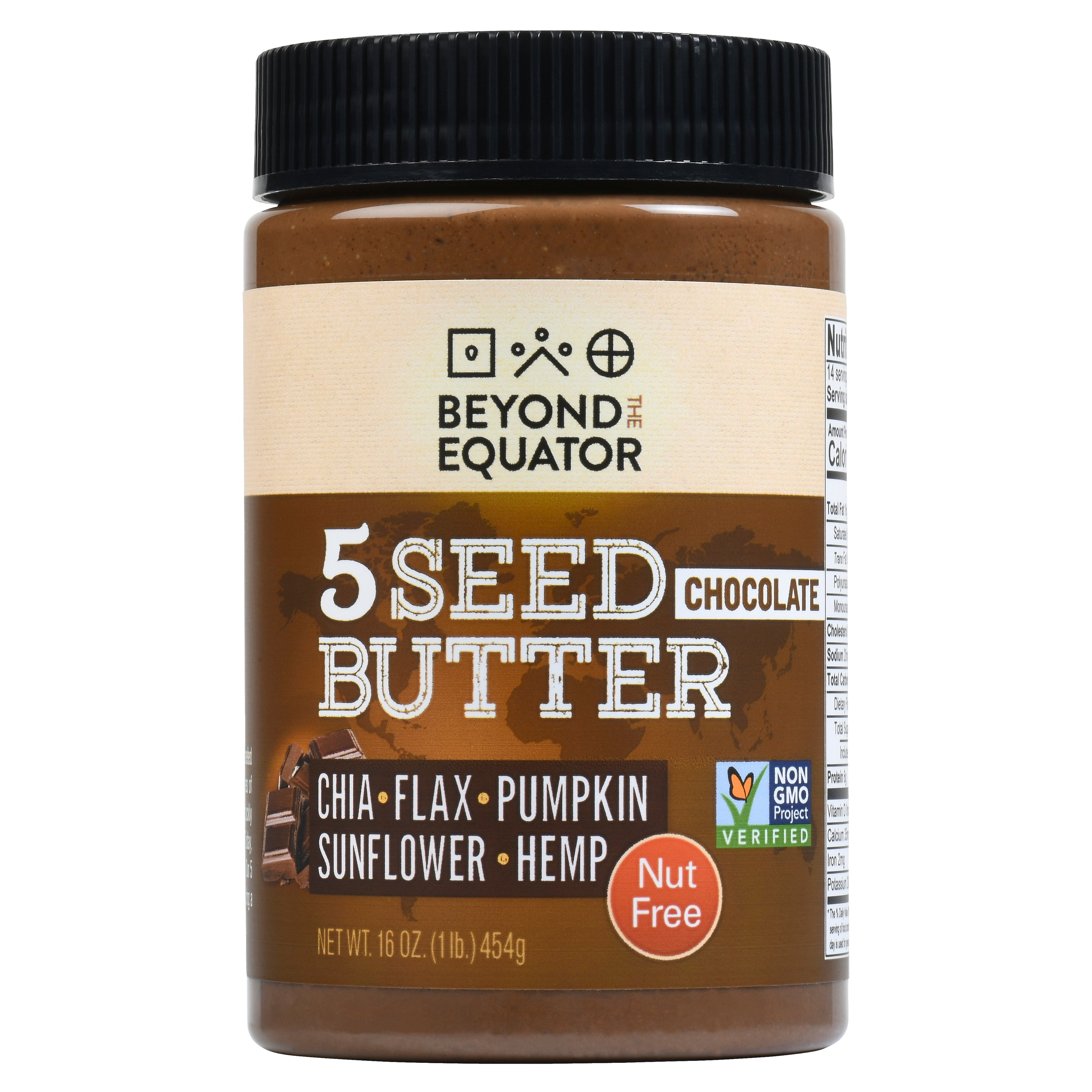Chocolate 5 Seed Butter
