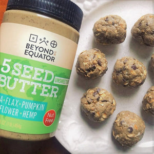 Unsweetened 5 Seed Butter - Beyond the Equator
