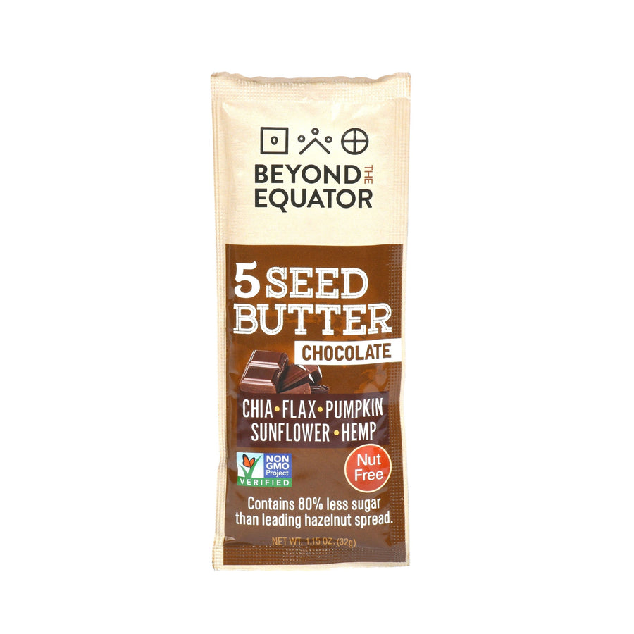 Chocolate 5 Seed Butter Packets