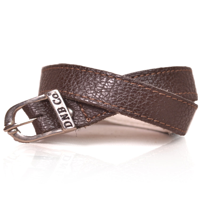 Quick Brown Spur Straps