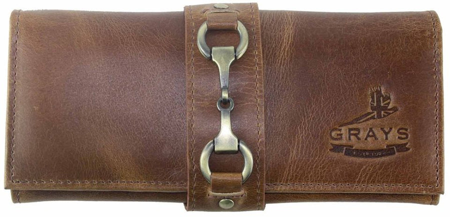 Kate Purse in Tan Leather
