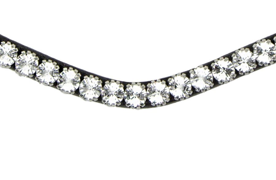 PS of Sweden Sleek Crystal Browband