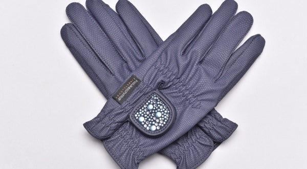 Haukeschmidt Touch of Magic Navy Gloves
