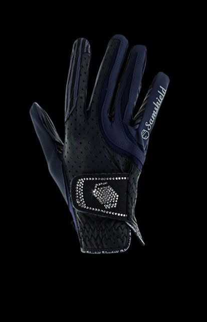 Samshield V Skin With Swarovski Gloves