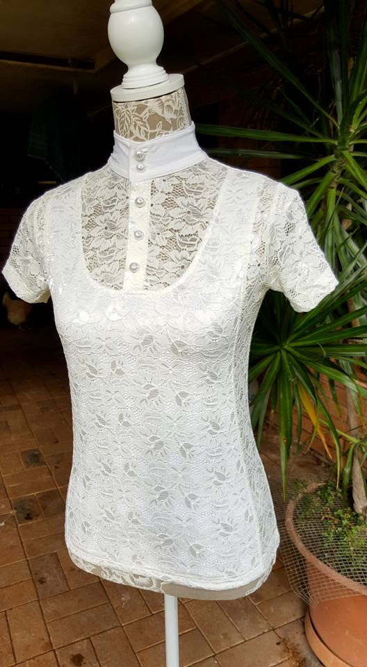 Baroque Lace Shirt