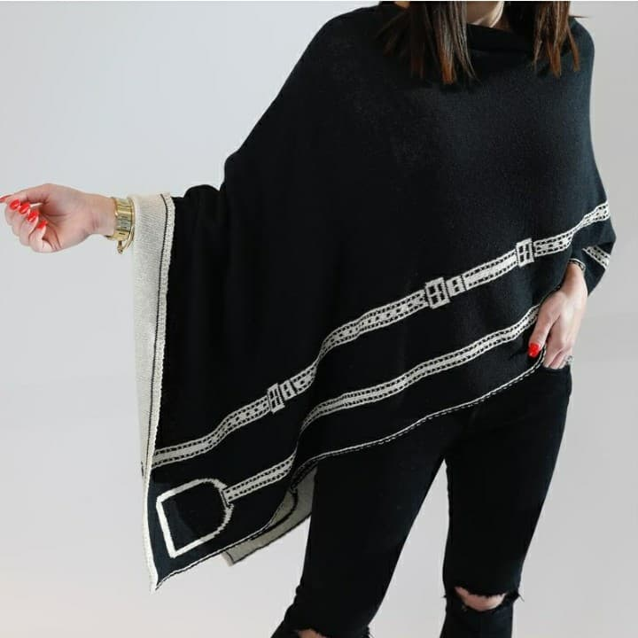 In2green ECO horse Stirrup Poncho