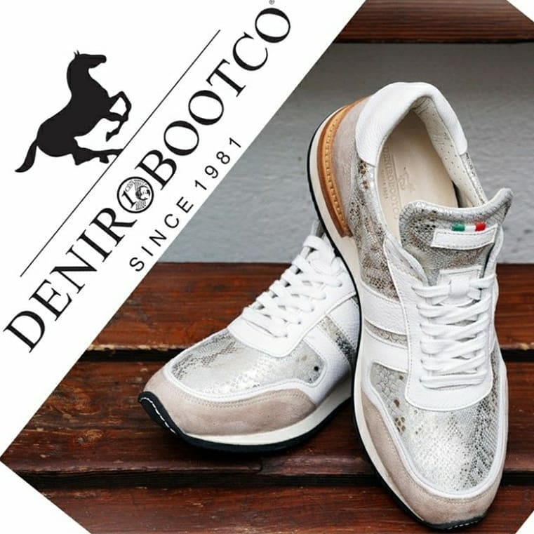 Deniro Sneakers Custom Design Your Colours