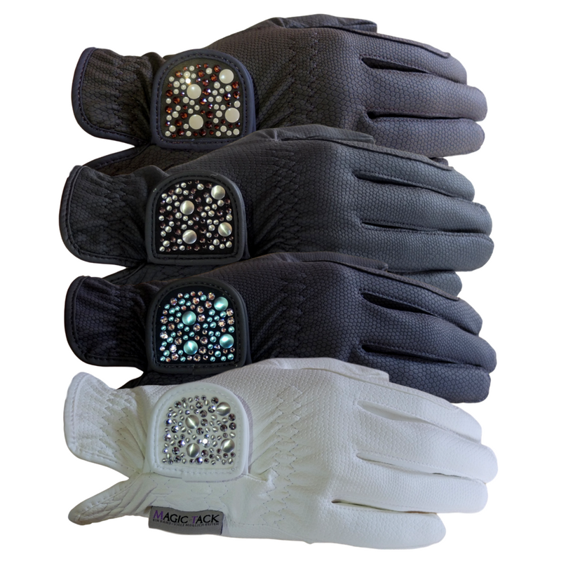 Haukeschmidt Touch of Magic Glove White