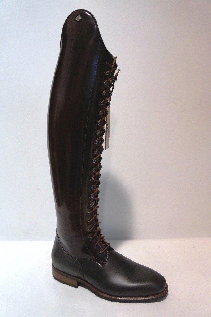 Deniro Botticelli Laced Front Boot