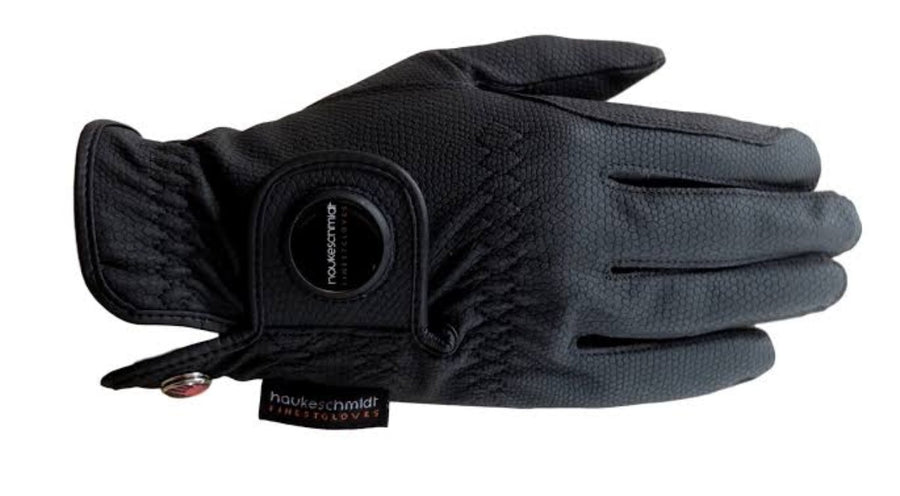 Haukeschmidt Touch of Class Black Gloves