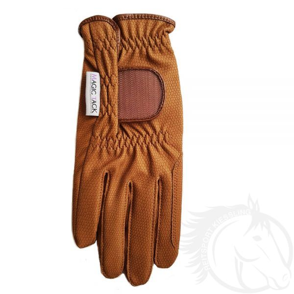 Haukeschmidt Touch of Magic Glove Caramel