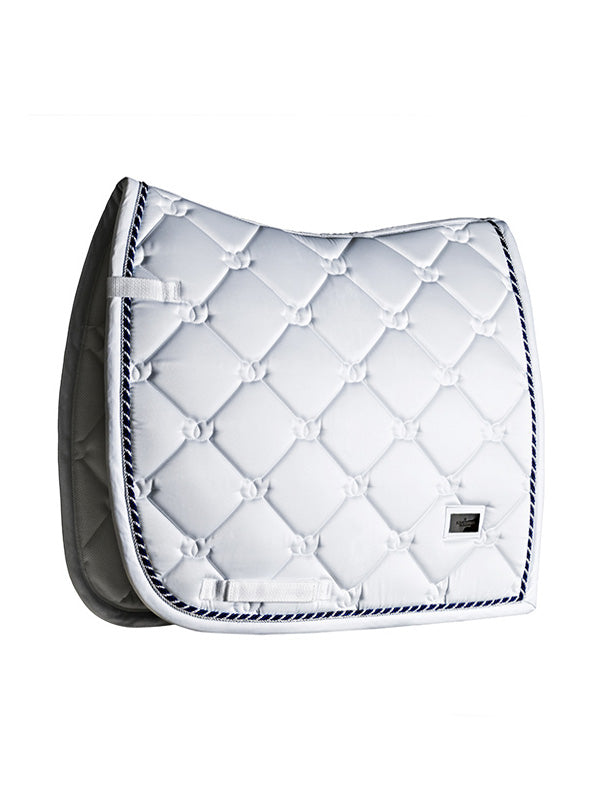 Equestrian Stockholm White Perfection Saddlepad