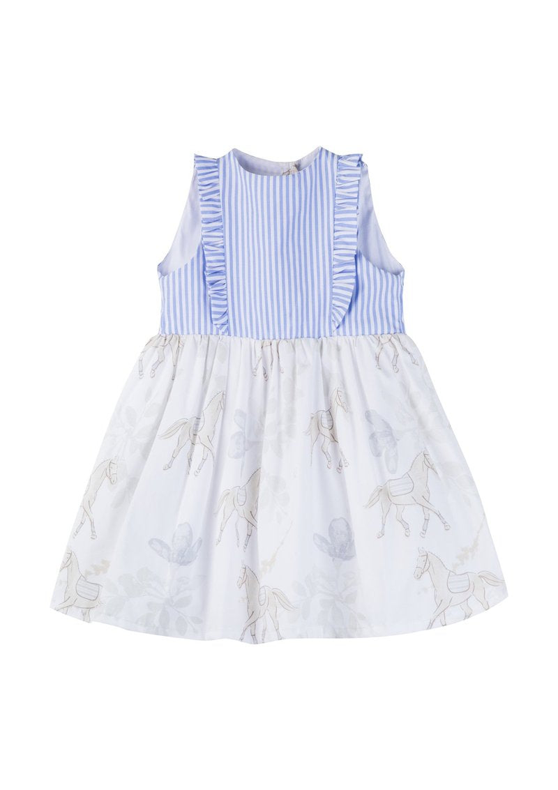 Ronner Hannah Dress For the Little Equestrians
