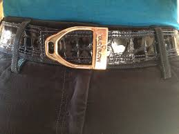 Design your own Mane Jane two in one Leather Belt