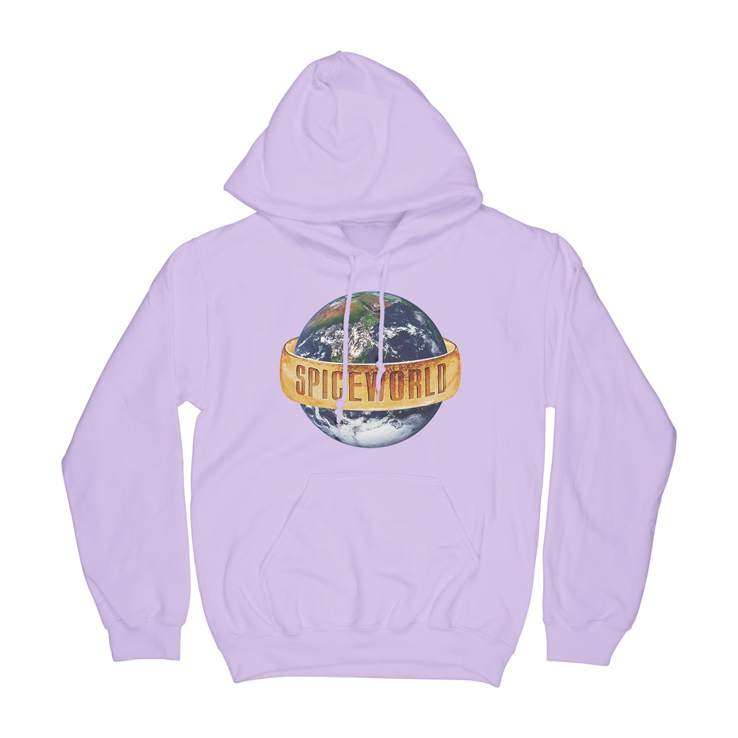 Purple Spice World Hoodie
