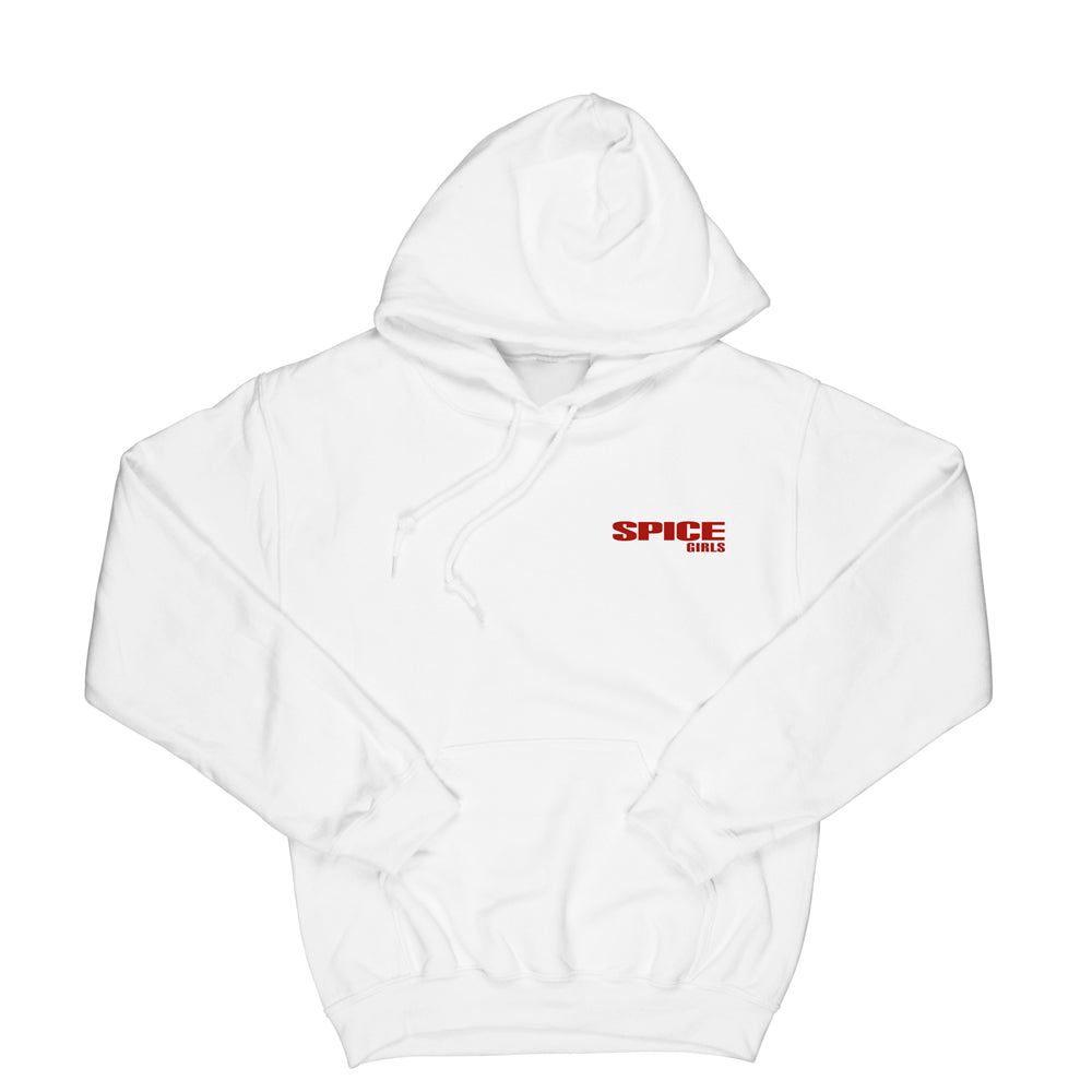 Ginger Spice Hoodie