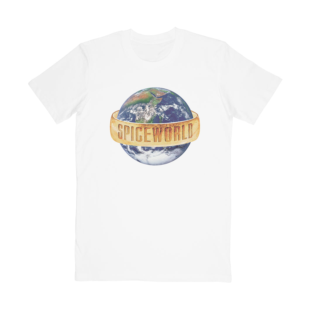 White Spice World Tee
