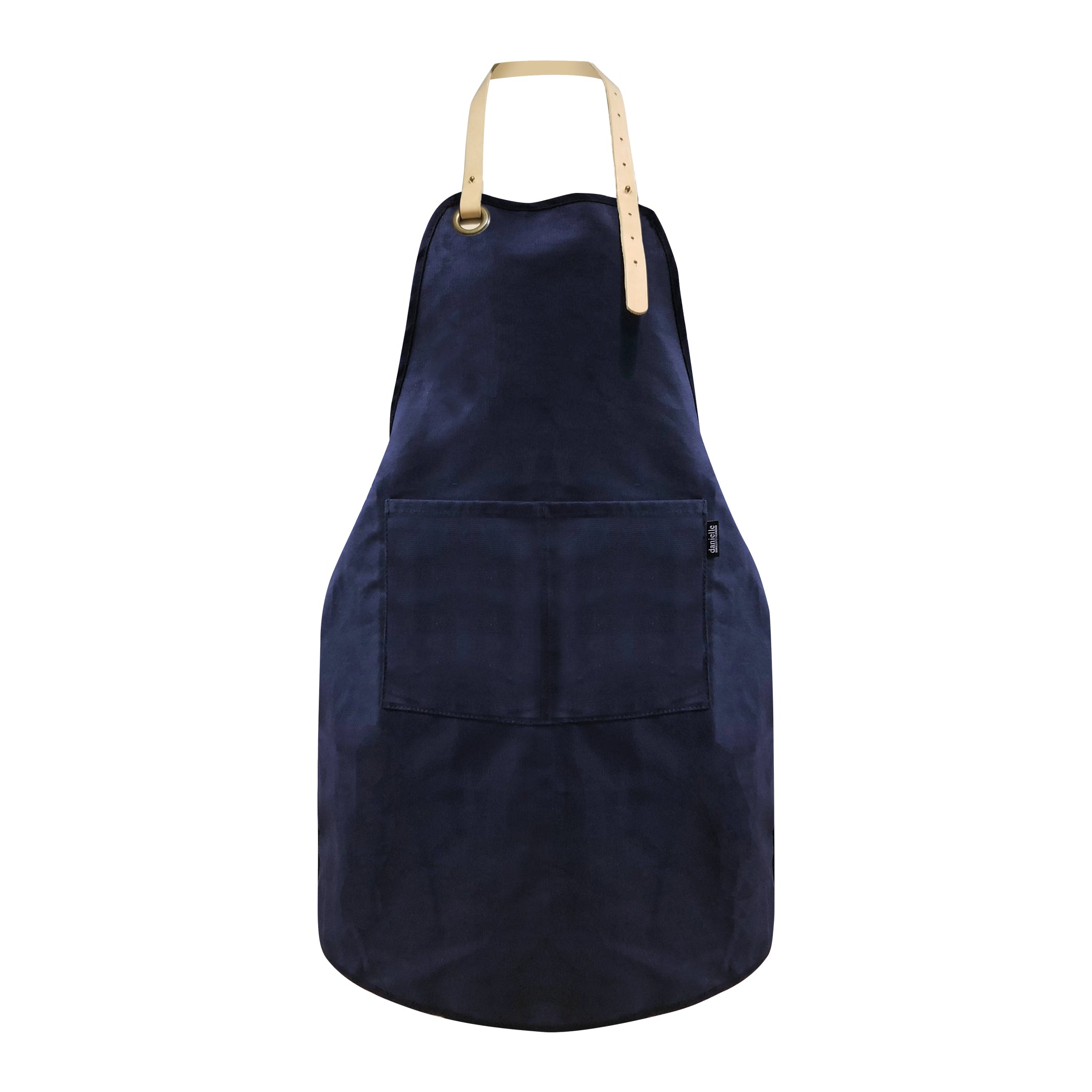 Elite Apron with 100% Genuine Leather Strap (Free Size, Detachable Strap)