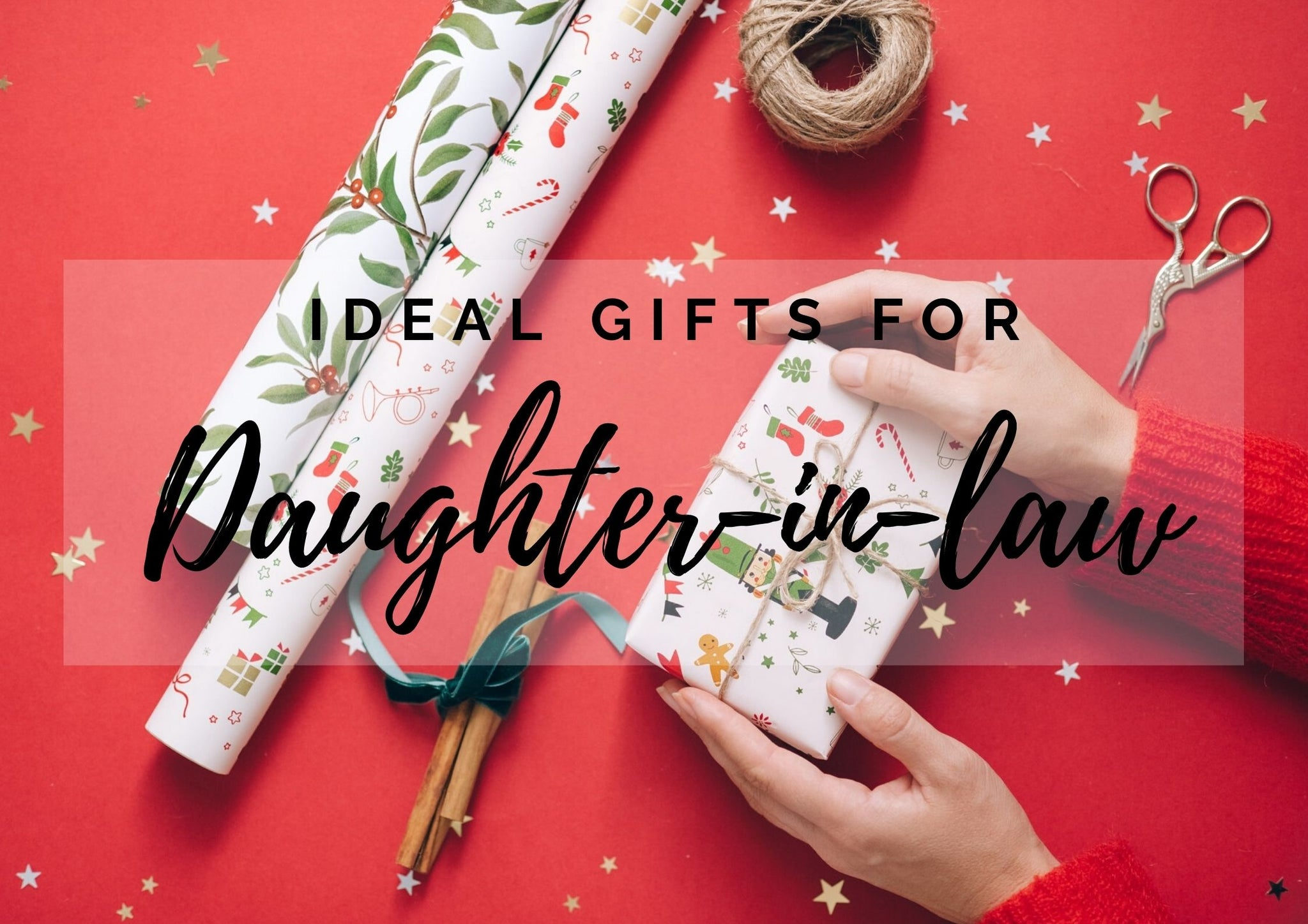 Personalized Gifts for Daughter-In-Law