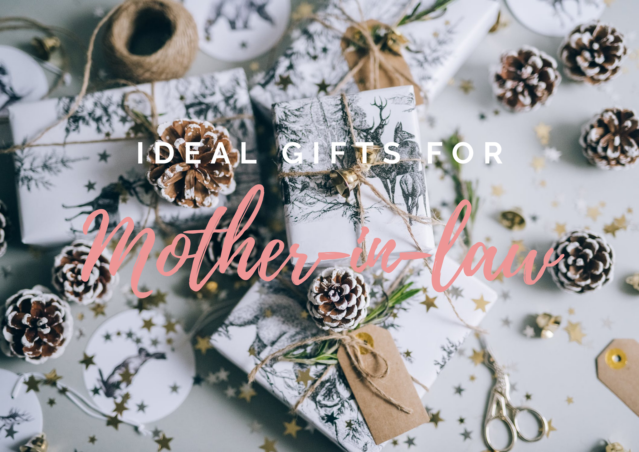 Personalized Mother-In-Law Gifts