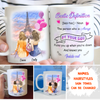 Bestie Definition - Personalized Custom Coffee Mug