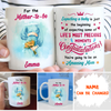 For The Mother-to-be - Personalized Custom Coffee Mug
