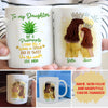 Be A Pineapple - Personalized Custom Coffee Mug - Gifts For Daughter From Mother