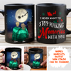 Making Memories With You - Personalized Custom Coffee Mug - Christmas Gifts