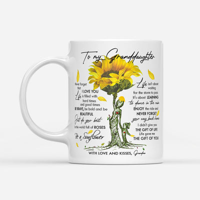 Granddaughter - Never Forget - Coffee Mug