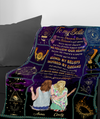We Are Dreamers - Personalized Custom Fleece Blanket, Gifts For Friends