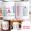 Name custom - Personalized Custom Coffee Mug - Signature Mug, Unique Personalized Gifts