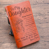 DAUGHTER MOM - A CHILD OF THIS UNIVERSE - VINTAGE JOURNAL