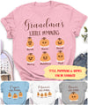 Little pumpkins - Personalized custom Unisex T-shirt - Pumpkin T-shirt, Halloween Shirt