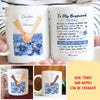 To My Boyfriend - The Love I've Been Looking For - Personalized Custom Coffee Mug
