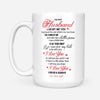 Husband Wife - Be With You - Coffee Mug