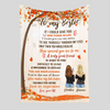 Personalized Custom Blanket - A Truly Great Friend - Gifts for Best Friends