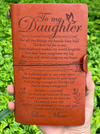 DAUGHTER MUM - BELIEVE IN YOURSELF - VINTAGE JOURNAL