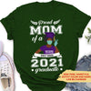 Proud Mom - Personalized Custom Women's T-shirt