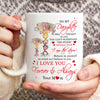 To My Daughter - I Am the Storm - Coffee Mug