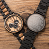 WOOD WATCH - THE RIDE GOES ON - GIFTS FOR SON FROM DAD