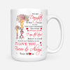 TO MY DAUGHTER - I AM THE STORM - MUG
