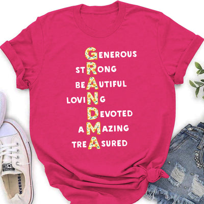Grandma Definition - Classic Women T-Shirt - Gifts For Grandmas