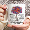 Granddaughter - Never Lose - Coffee Mug